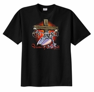 Christian Biker Shirt - Driven by the Spirit Adult Tee