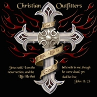 Christian Outfitters T-shirt - Adult Religous Tee Shirt