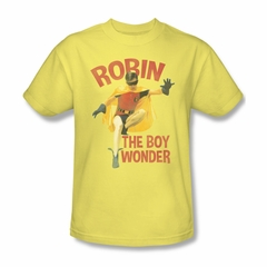 Classic Batman Shirt Boy Wonder Banana T-Shirt