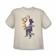 Classic Batman Shirt Kids Penguin Cream T-Shirt