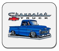 Classic Chevy Chevrolet Truck Mousepad