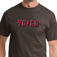 Classic Rock Yoga Mens Yoga Shirts