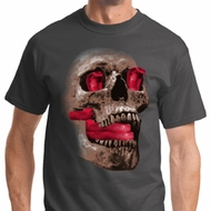 Cobra Skull Mens Halloween Shirts