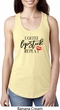 Coffee Lipstick Repeat Ladies Ideal Tank Top