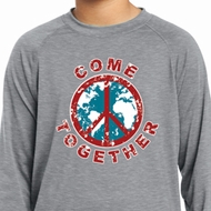 Come Together Kids Dry Wicking Long Sleeve Shirt