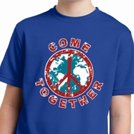 Come Together Kids Moisture Wicking Shirt