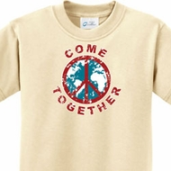 Come Together Kids Shirts