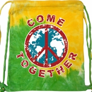 Come Together Tie Dye Bag