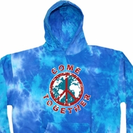 Come Together Tie Dye Hoodie