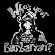 Conan the Barbarian Shirts