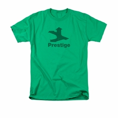 Concord Music Group Shirt Prestige Kelly Green T-Shirt