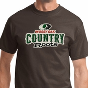 Country Roots Mens Mossy Oak Shirts
