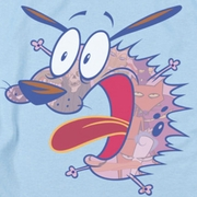 Courage The Cowardly Dog Evil Inside Shirts