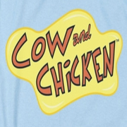 Cow & Chicken Logo Shirts