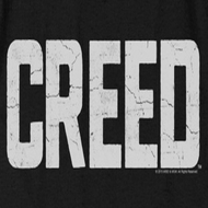 Creed Cracked Logo Poster Shirts