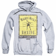 Creed Hoodie Micks Poster Athletic Heather Sweatshirt Hoody