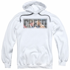 Creed Hoodie Pep Talk White Sweatshirt Hoody