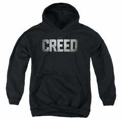 Creed Kids Hoodie Logo Black Youth Hoody