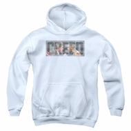 Creed Kids Hoodie Pep Talk White Youth Hoody