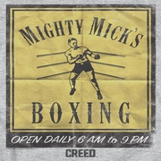 Creed Micks Poster Shirts
