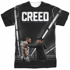 Creed Poster Sublimation Shirt