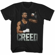 Creed Shirt Speed Bag Black T-Shirt