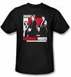 Criminal Minds Youth T-shirt Guns Drawn TV Series Kids Black T-Shirt