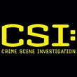 CSI: Crime Scene Investigation T-shirt - Logo Juniors Black Tee