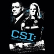 CSI Ladies T-shirt Investigate This Black Tee