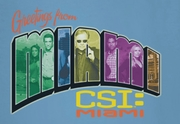 CSI Miami Greetings Shirts