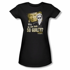 CSI Miami Guilty Shirt Juniors Shirt Tee T-Shirt