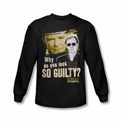 CSI Miami Guilty Shirt Long Sleeve Tee T-Shirt
