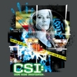CSI T-shirt - Evidence Collage Adult Charcoal Tee