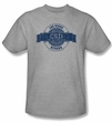 CSI T-shirt - Vegas Badge Adult Athletic Heather Tee