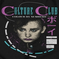Culture Club Color By Numbers Shirts