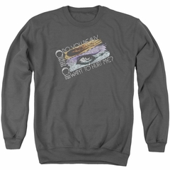 Culture Club Sweatshirt Hurt Me Adult Charcoal Sweat Shirt