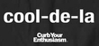 Curb Your Enthusiasm T-shirt Cool-De-La Adult Black Tee