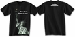 Curb Your Enthusiasm T-shirt - Curb Statue Adult Black Tee