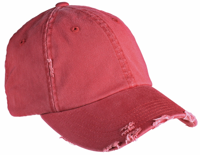 Dad Hat - Dashing Red - Dad Hats d339d2f7ed9
