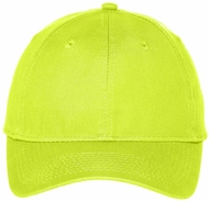 Dad Hat - Neon Yellow