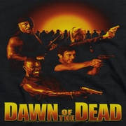 Dawn Of The Dead Collage Shirts