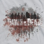 Dawn Of The Dead Creeping Shadows Shirts