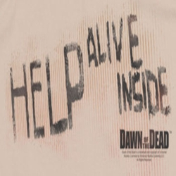 Dawn Of The Dead Help Shirts