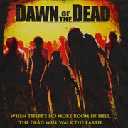 Dawn Of The Dead Title Shirts