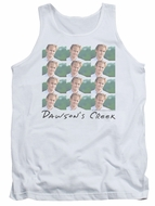 Dawson's Creek Tank Top Feelings White Tanktop