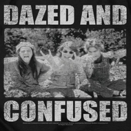 Dazed And Confused Rock On Shirts