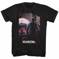 Dead Rising 4 Shirt Wilmette Movie Theater Black T-Shirt