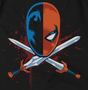 Deathstroke Crossed Swords Shirts