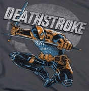 Deathstroke Retro Shirts