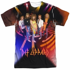Def Leppard On Stage Uniform Sublimation Shirt